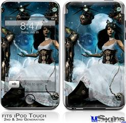 iPod Touch 2G & 3G Skin - Heptameron
