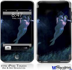 iPod Touch 2G & 3G Skin - Kathy Gold - That Way