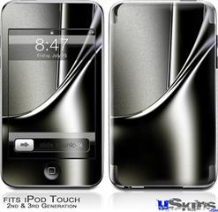 iPod Touch 2G & 3G Skin - Sinuosity 01