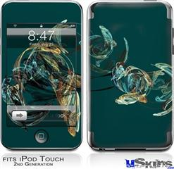 iPod Touch 2G & 3G Skin - Blown Glass