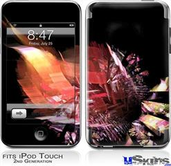 iPod Touch 2G & 3G Skin - Complexity