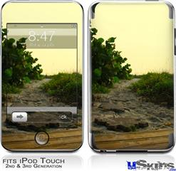 iPod Touch 2G & 3G Skin - Paths