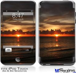 iPod Touch 2G & 3G Skin - Set Fire To The Sky