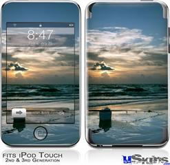 iPod Touch 2G & 3G Skin - Fishing