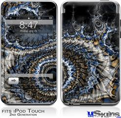 iPod Touch 2G & 3G Skin - Eye Of The Storm