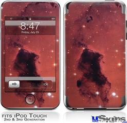iPod Touch 2G & 3G Skin - Hubble Images - Bok Globules In Star Forming Region Ngc 281