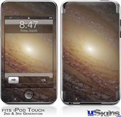 iPod Touch 2G & 3G Skin - Hubble Images - Spiral Galaxy Ngc 2841