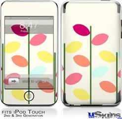 iPod Touch 2G & 3G Skin - Plain Leaves
