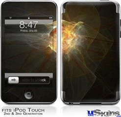 iPod Touch 2G & 3G Skin - Fireball