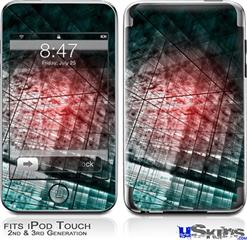 iPod Touch 2G & 3G Skin - Crystal