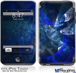iPod Touch 2G & 3G Skin - Opal Shards
