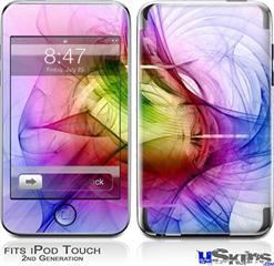 iPod Touch 2G & 3G Skin - Burst