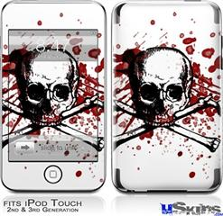 iPod Touch 2G & 3G Skin - Bleed so Pretty