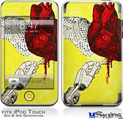 iPod Touch 2G & 3G Skin - Empathically Simulated
